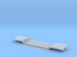 Depressed Center Flatcar - Z scale