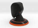 "Tron Rinzler Head Statue - Full - 2"""