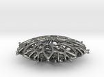 Rosetta Snowflake Pendant