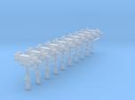 10 Miniature Uzis