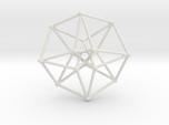 Toroidal Hypercube 100mm 3mm Time Traveller