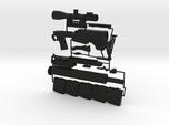 1/6 scale Russian VKS Sniper Rifle