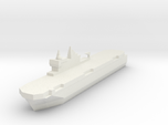 French Mistral Assault Ship 1:2400