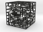 Escher's Playground 3D Maze Cube