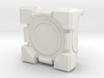 Companion Cube 2-parts 100x100