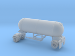 N scale 1/160 LPG Pup single-axle, trailer 15