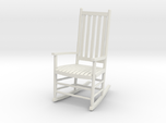 1:24 Rocking Chair (Not Full Size)