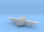 Dual Headed Eagle Shoulder Pads (x2)