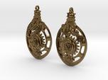 Botanika Mechanicum Earrings