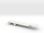 1:160/N-Scale Flatbed Trailer