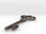 Victorian Key pendant