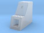 "1/87th HO scale 12"" wide 'Saddle box' tool box, fr"