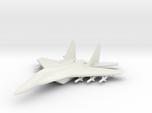 1/285 (6mm) Mig-35 Fighter