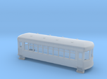 N gauge short trolley car