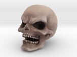 COLOR Evil Skull