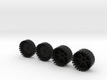 Echotransformer Hercules Upgrade V5  wheels only