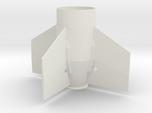 ARCAS Fin unit BT55 for 18mm motors