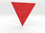 """Mandalorian Logo - Manda'galaar (2 3/4"""")"""