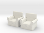 1:48 Modern Armchairs