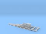 HMS Lion aft super structure. 1/700 scale.