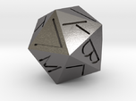 Replica Egyptian 20-Sided Die