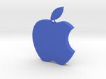 Large Apple  Logo 8cm x 10cm x 2cm