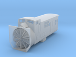 Railroad Snow Plow - Nscale
