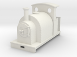 1:32/1:35 saddle tank loco with half open cab