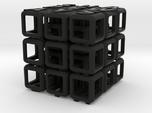 Shapeways Interlocked Cubes