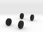 1/32 Scale Wheels, Tool Box