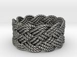 Nautical Turks Head Ring Knot