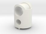micromouse LED/sensor mount