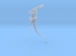 1/72 Cryolophosaurus - Running
