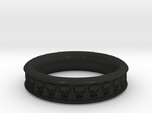 Skull Ring Size 10