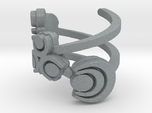 Zelda swird ring (solid back) size 4