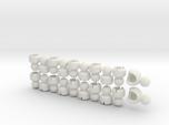 Tail & Tentacle Segment Kit for ModiBot