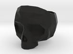 Lapidated Skull Ring Size 8 - 18.14 mm inner size