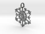 Snowflake Simple Pendent/Charm