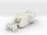1/100 British Tank Mark 1 Male