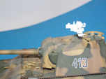 1:18 German FG 1250 Infrared Optics  for Panther T