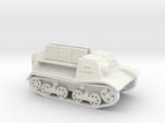Komsomoletz Armored Tractor 1/87 (HO) scale