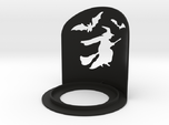 Halloween Witch Tea Candle Holder