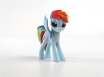 My Little Pony - Rainbow Dash (≈75mm tall)