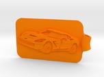 Corvette Key Fob 2
