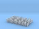 Kurze Kupplungen - 80 Stück