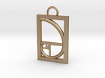 Golden Ratio Pendant