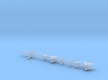 1/700 Unmanned Aerial Vehicle Kit (x14)