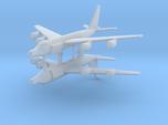 1/700 RC-135W Rivet Joint (x2)