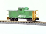 Widevision Caboose - Zscale