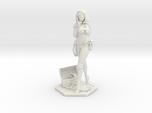 Female Thief 7in Statuette